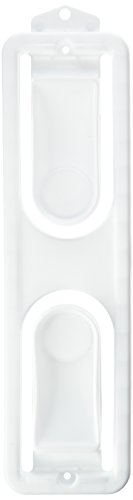 Rubbermaid Paper Towel Holder, White (2 Door Rubbermaid Cabinet)