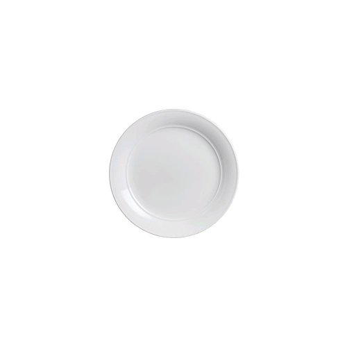 "Rene Ozorio 6300P302 Aura Banquet 10-3/4"" Rimmed Plate - 24 / CS"