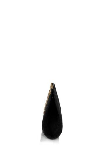 Spice Art - Cartera de mano mujer negro