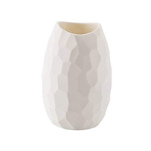 Silicone Vase Living Room Flower Arrangement Simple Dried Flower Ornaments Insert The Vase (S)]()