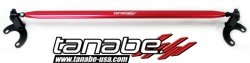 Tanabe TTB026F Sustec Strut Tower Bar for Honda Civic, Front