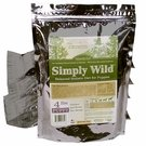 Simply Wild Chicken and Brown Rice for Puppies, 4-Pound, My Pet Supplies