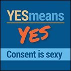 Safer Sex Condom Kit Yes Means Yes Consent Is Sexy (Pack of 100) by ETR Associates