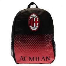 - AC Milan Official Fade Design Backpack