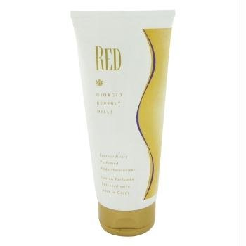 Red by Giorgio Beverly Hills 6.8 oz Body Moisturizer (Red Door Body Perfume)