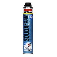 SOUDAL - Espuma poliuretano pistola 750 ml.: Amazon.es: Bricolaje y herramientas