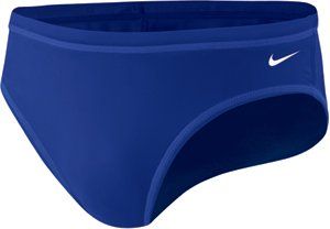 Nike Core Solid Water Polo Brief Male, Royal, 32