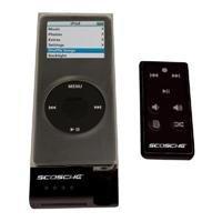 Scosche RF Remote for iPod nano 1G