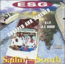 Sailin' da South (Chopped & Screwed)