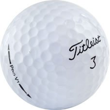 Titleist 24 Pro V1 Mint AAAAA Used Golf Balls - Like New Condition