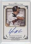 Yonder Alonso #143/399 (Baseball Card) 2013 Topps Museum Collection - Archival Autographs #AA-YA