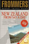 Frommer's Budget Travel Guide New Zealand from $45 a Day