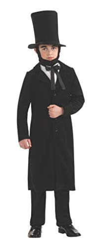Rubie's Child's Deluxe Abraham Lincoln Costume, -