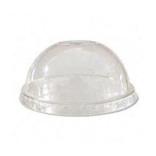 (Bulk Compostable Cold Cup No Hole Dome Lids, 12-20oz, GreenStripe Renewable: Eco-Products EP-DLCC-NH (2000 Cold Cup Lids))