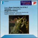 Liszt%3A Piano Concerti 1  and  2%2C Tot