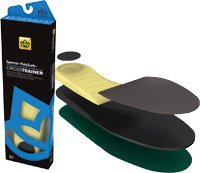 Polysorb Replacement Insoles, Sz4,M-10/11,W-11/12