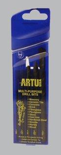 Artu Multi-Purpose Drill Bit Set 5 Pc.