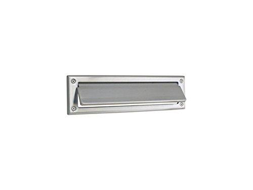 Emtek 2280 Door Mail Slot 4 finish options (Oil Rubbed Bronze US10B) by Emtek