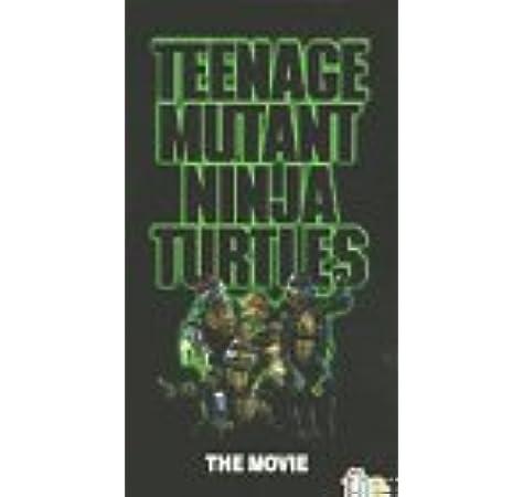 Amazon.com: Teenage Mutant Ninja Turtles [VHS]: Judith Hoag ...