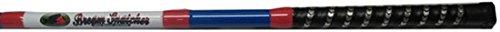 Blaze Poles BLR12 Bream Snatcher 4 Section 12' Blue/Red Fishing Pole