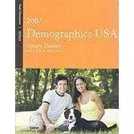 Demographics USA - County Edition 2007 9781891856686