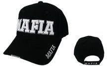 Click for larger image of MAFIA - Mafia - Baseball Cap / Hat One Size Fits Most