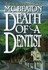 book cover of Death of a Dentist