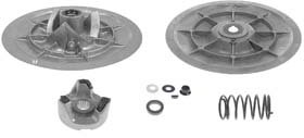 Yamaha G9-G22 Golf Cart Secondary Driven Clutch Kit