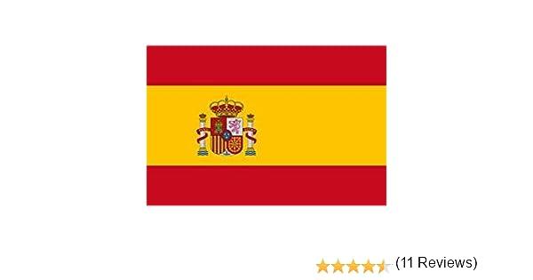 Bandera DE ESPAÑA 150X90 CM Adaptada para MASTIL ESPAÑOLA Grande ...