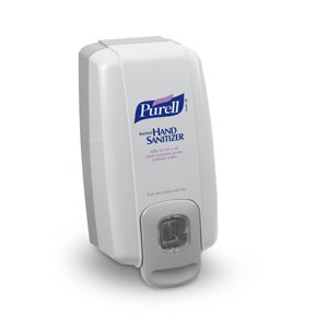 GOJO Dove Gray SPACE SAVER Dispenser - GOJO Dove Gray Purell Dispenser - 2120-06