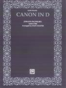 Canon in D - Easy Piano - Sheet Music (Sheet Music Piano)