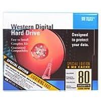 WESTERN DIGITAL WD800JBRTL Caviar Special Edition Internal 80GB Hard Drive