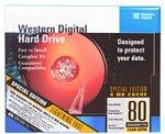 WESTERN DIGITAL WD800JBRTL Caviar Special Edition Internal 80GB Hard Drive ()