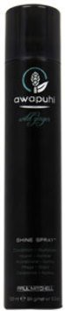 Paul Mitchell Awapuhi Wild Ginger Shine Spray - Shine Spray Mitchell Paul
