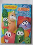 VeggieTales Jumbo Coloring & Activity Book (Blue) (Veggie Tales) Veggietales Coloring Book