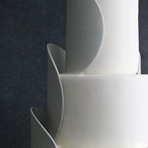 Satin Ice Silver Shimmer Fondant, Vanilla, 5 Pounds by Satin Ice (Image #5)
