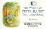 The World of Peter Rabbit Postcard Book, Beatrix  Potter, 072323647X