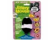 Ethical Pet - Plush Jittery Mouse - Cat Action Toy