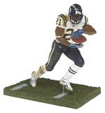 NFL Series 12 Figure Ladanian Tomlinson San Diego Chargers White Jersey (San Diego Chargers Vs Indianapolis Colts Live)