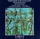- Schacht: Clarinet Concertos
