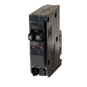 Square D QO1515 Circuit Breaker