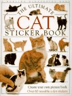 The Ultimate Cat Sticker Book, Dorling Kindersley Publishing Staff, 1564582418