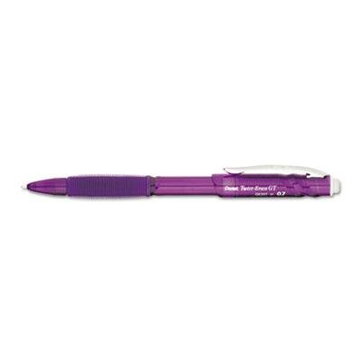 Pentel - 8 Pack - Twist-Erase Gt Pencils 0.7 Mm Black ''Product Category: Writing & Correction Supplies/Pencils''