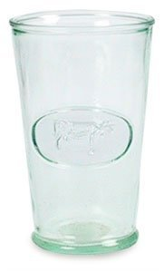 Global Amici Glass - Global Amici Milk Glass in Cow Design