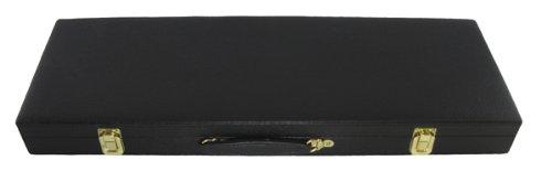 500 Black Vinyl Poker Chip Case by Spinettis