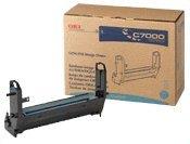 C7400dxn Series - OKI Data 41304107 Cyan Image Drum for C7200/C7400 Series Type C2 Printers