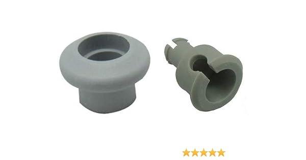 ANCASTOR Rueda y Eje de cesto de 18,5 mm de lavavajillas Balay ...