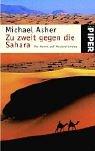 Zu zweit gegen die Sahara. Per Kamel auf Hochzeitsreise.