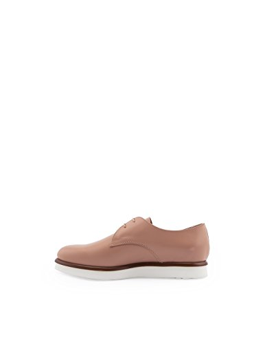 Donne Tods Xxw0vs0l150frbm610 Oxfords Pelle Rosa
