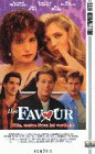 The Favor [VHS]